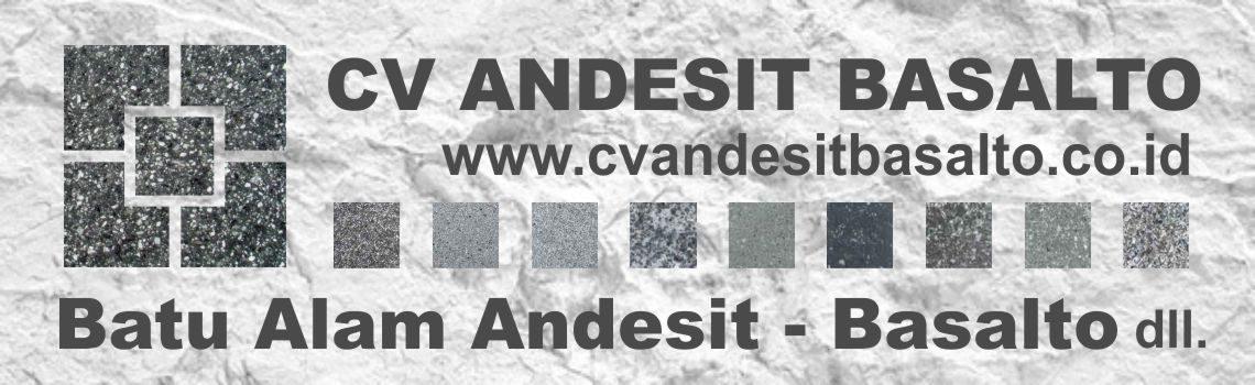 Batu Alam | Jual Batu Andesit | Harga Batu Alam CV Andesit Basalto